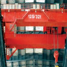 YZ型雙梁鑄造橋式起重機